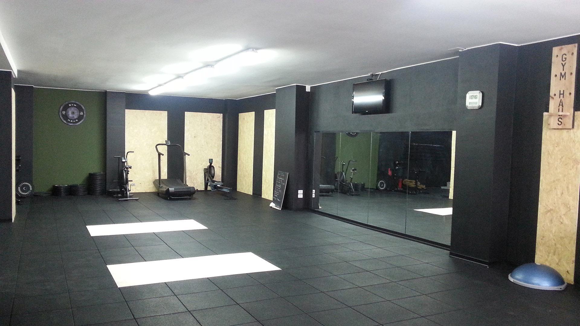 Una sala della palestra a tua disposizione, scegli Personal Trainer con Personal Gym
