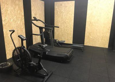 Sala Allenamento Piano Terra - Palestra Gym Haus